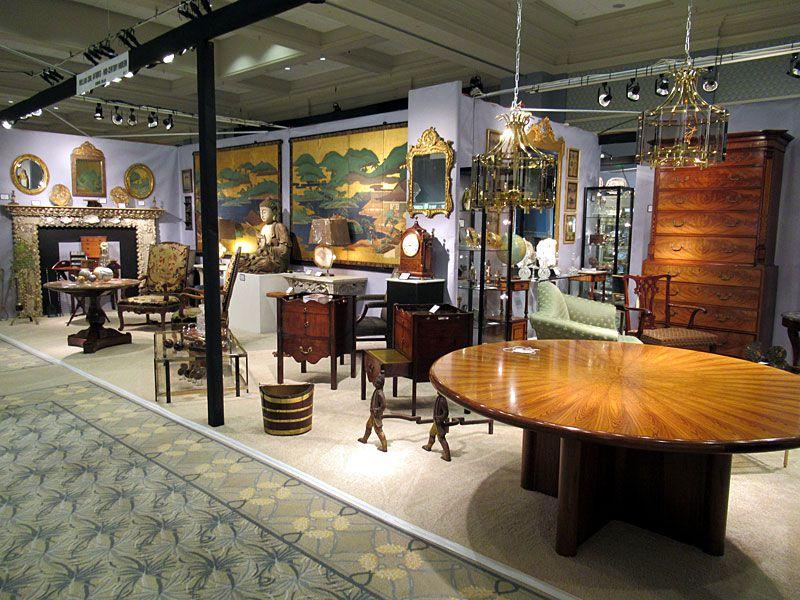 Charleston Antiques Show