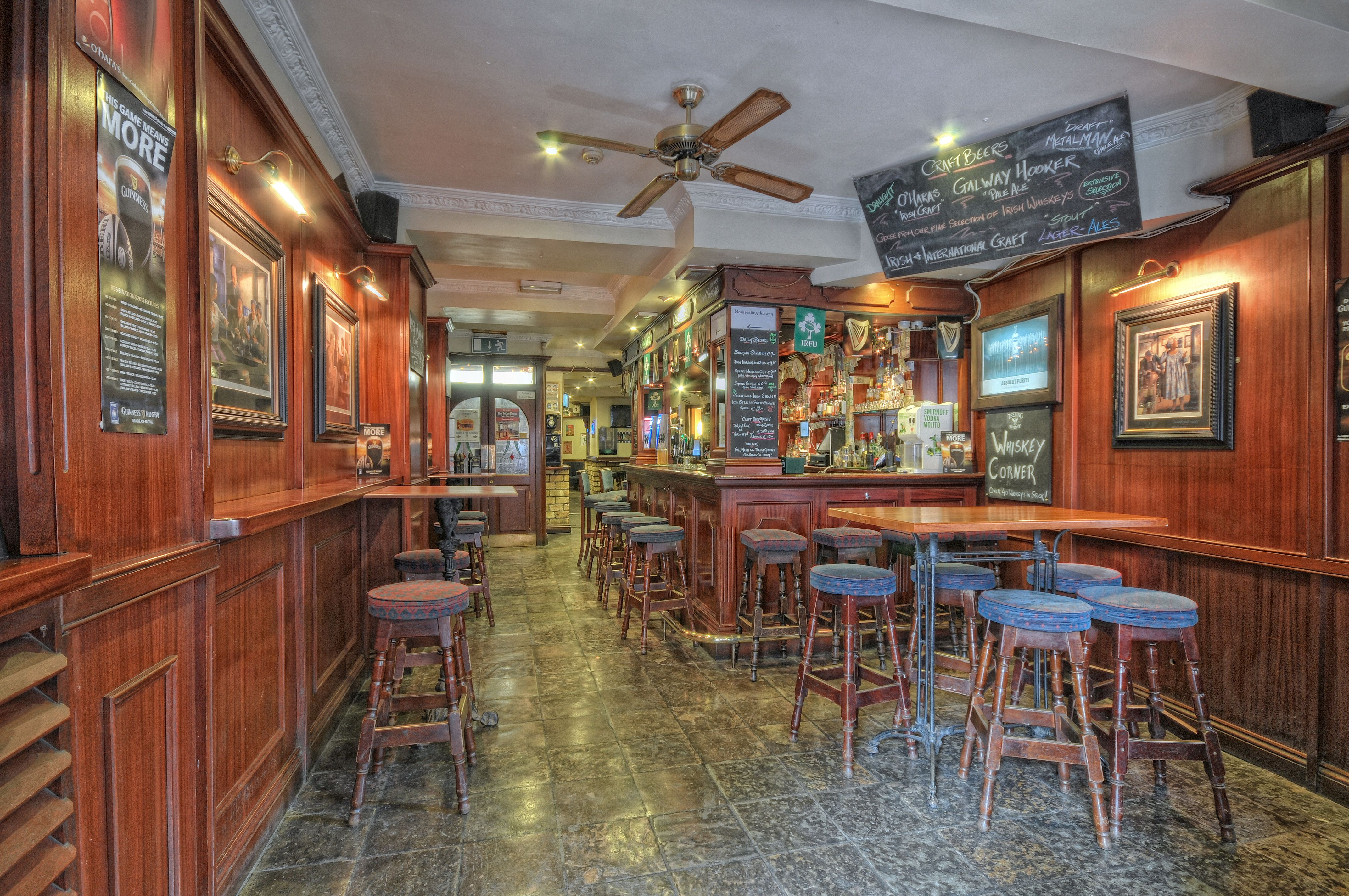 The Bankers Bar