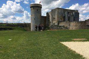 Falaise Normandy
