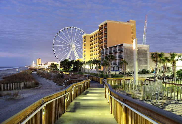 Oceanfront Myrtle Beach Hotels