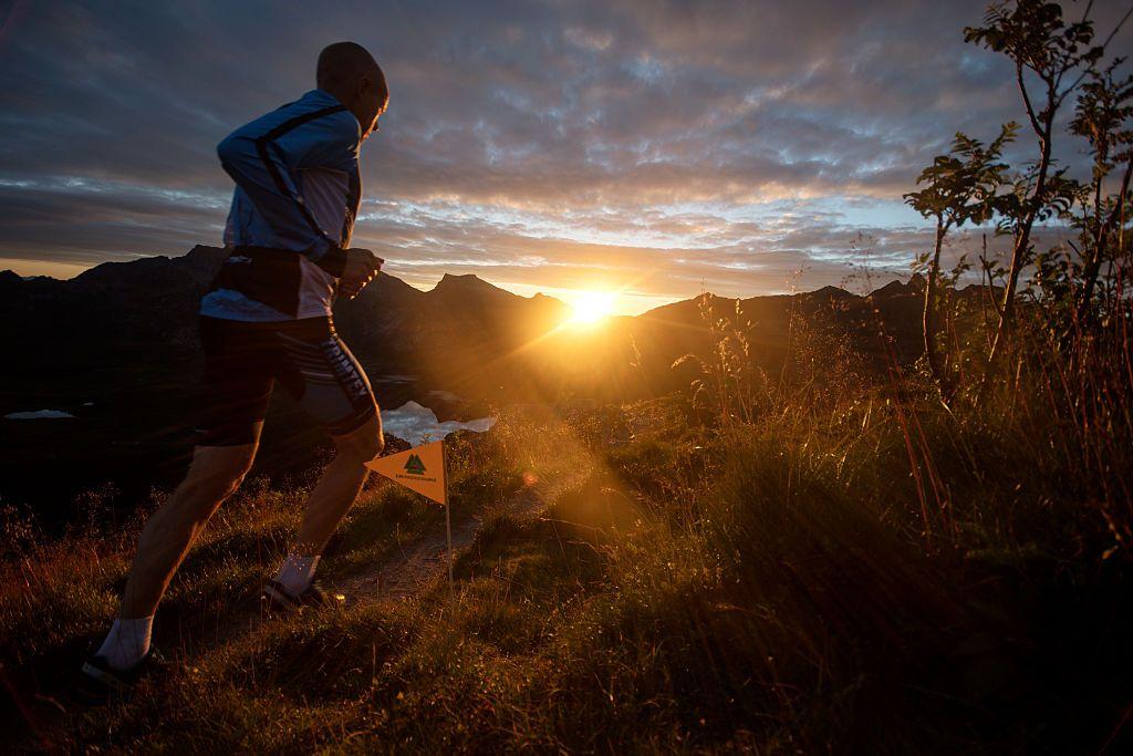 Trail running tahoe