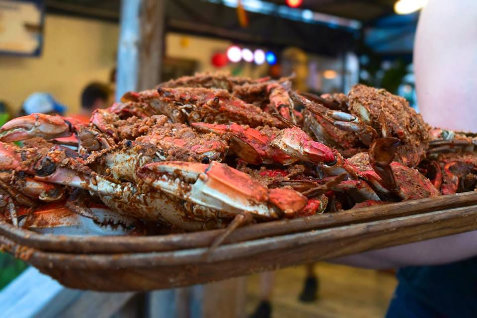 Best Places To Eat Steamed Crabs In