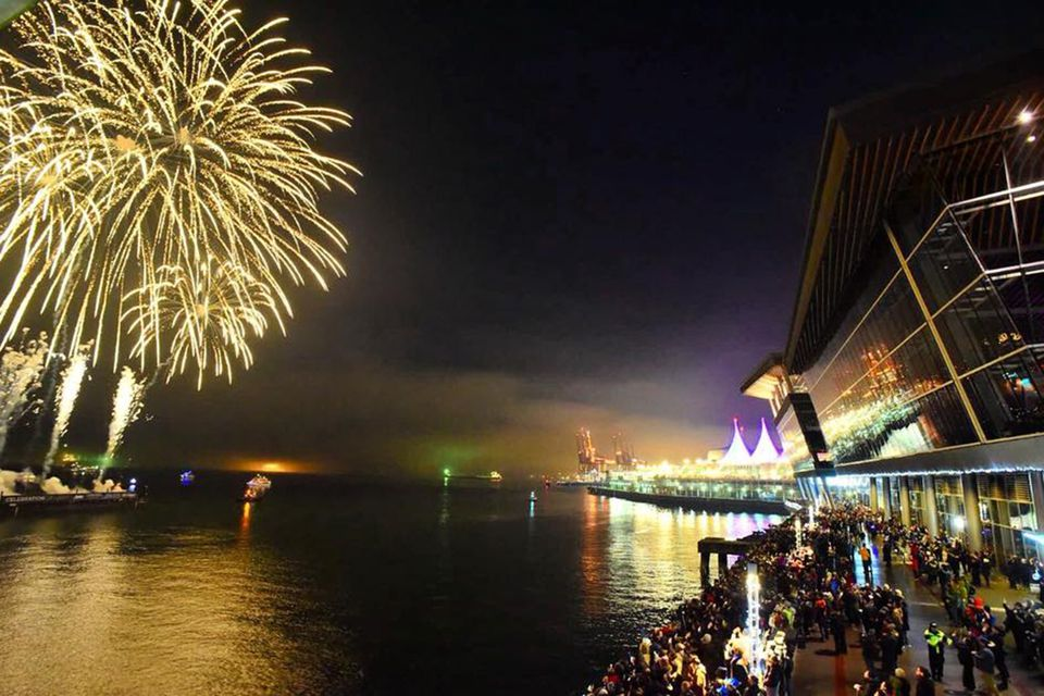 Concord S New Year Eve Vancouver