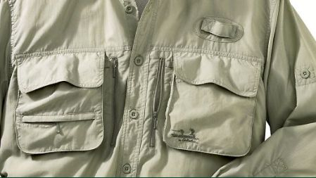 Travel Clothing - Cabela's Men's Supplex Guidewear Travel Shirt