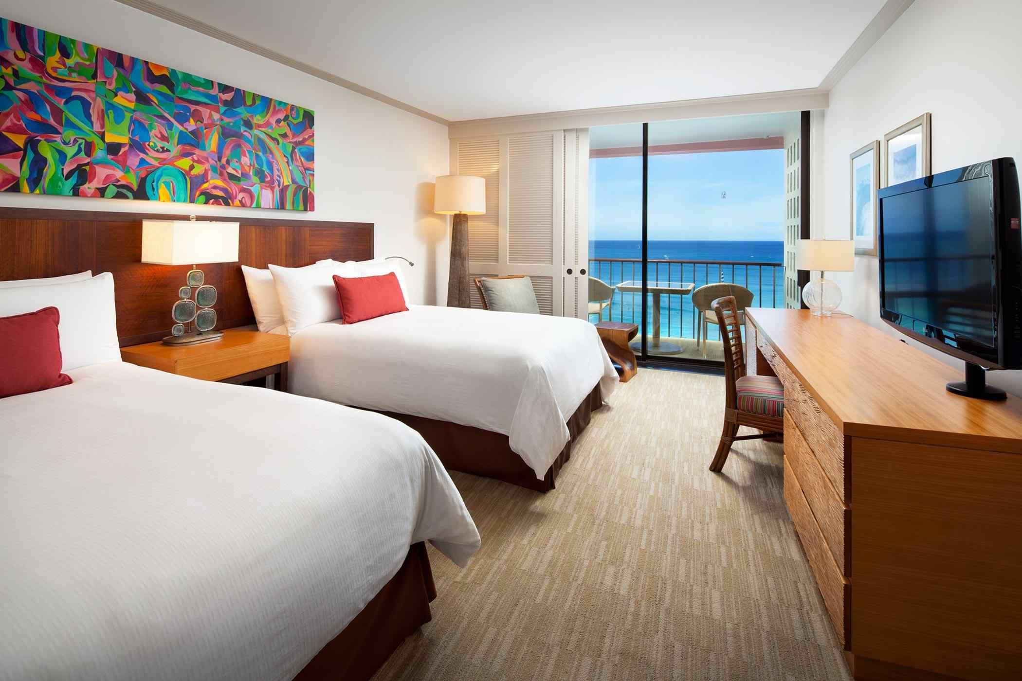 sample two bedroom suite