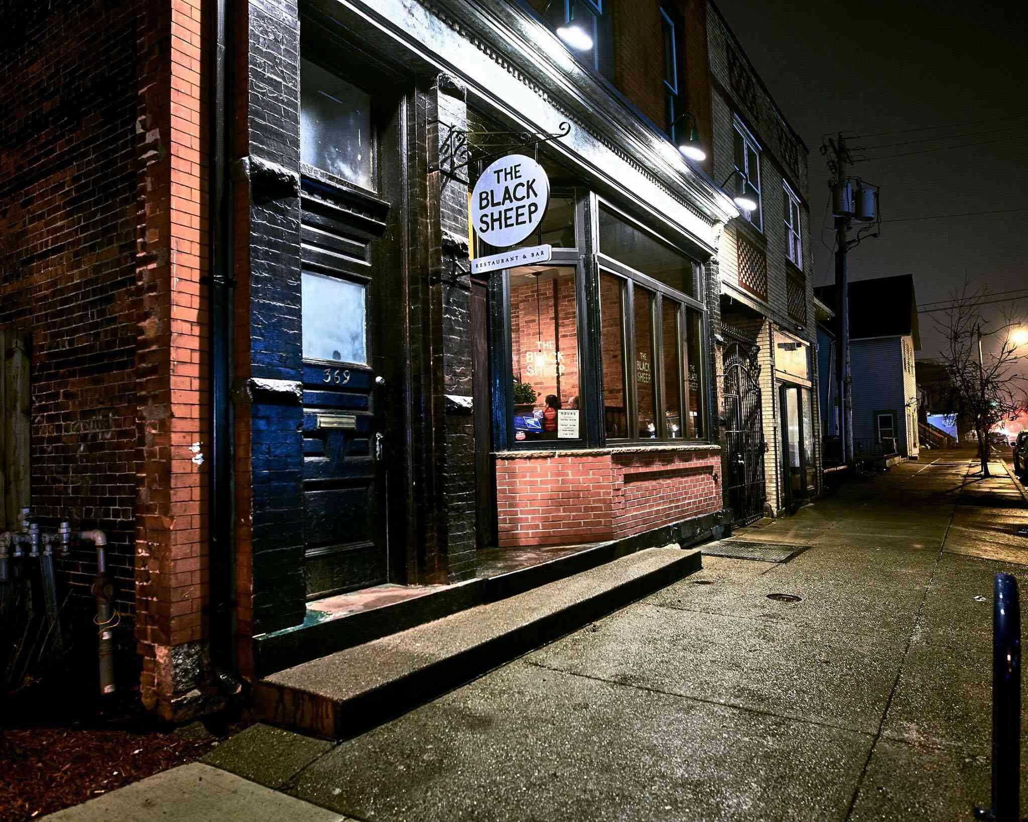 The Black Sheep Bar and Restaurant