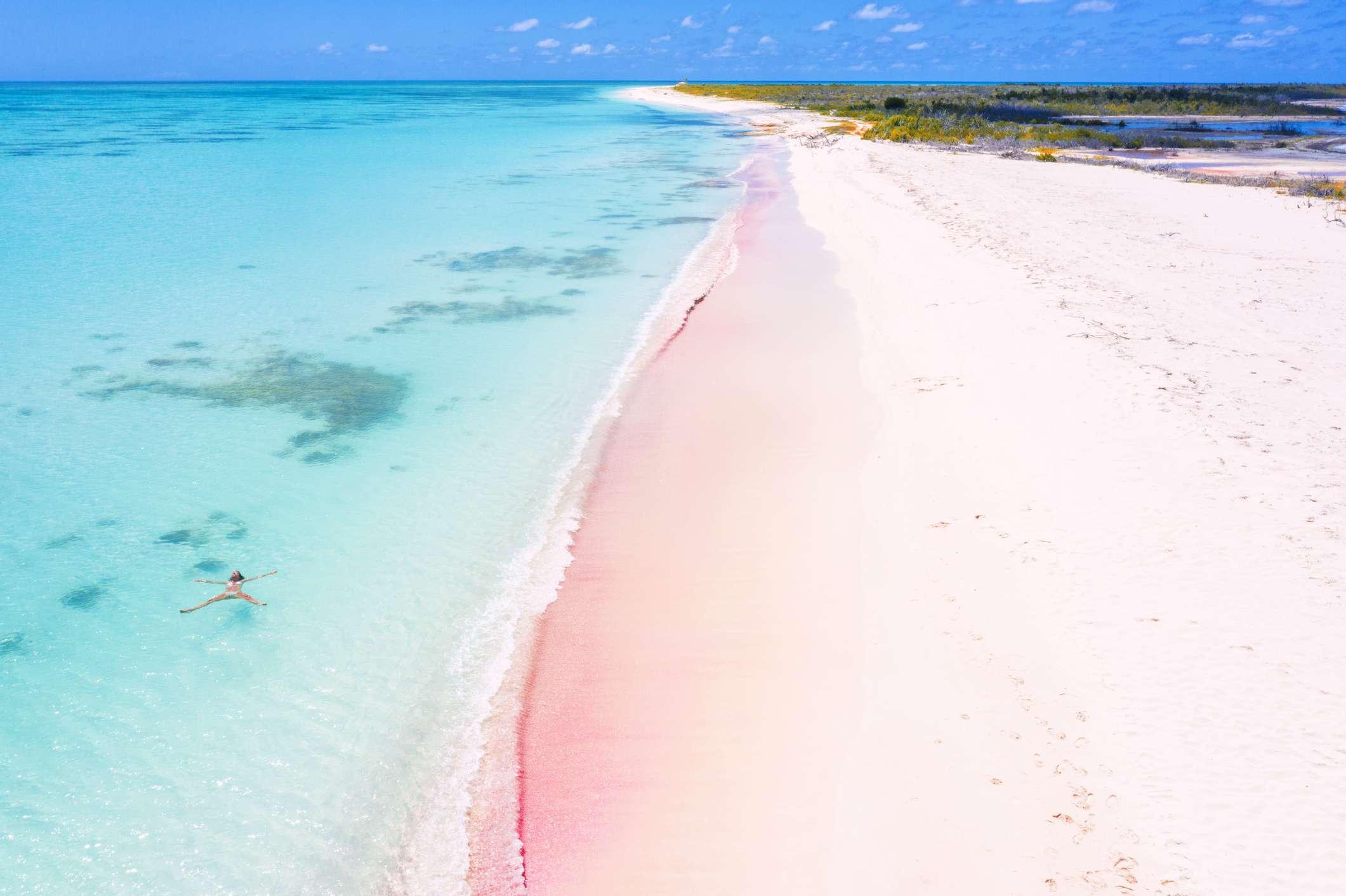 Pink Sands Beach, Barbuda