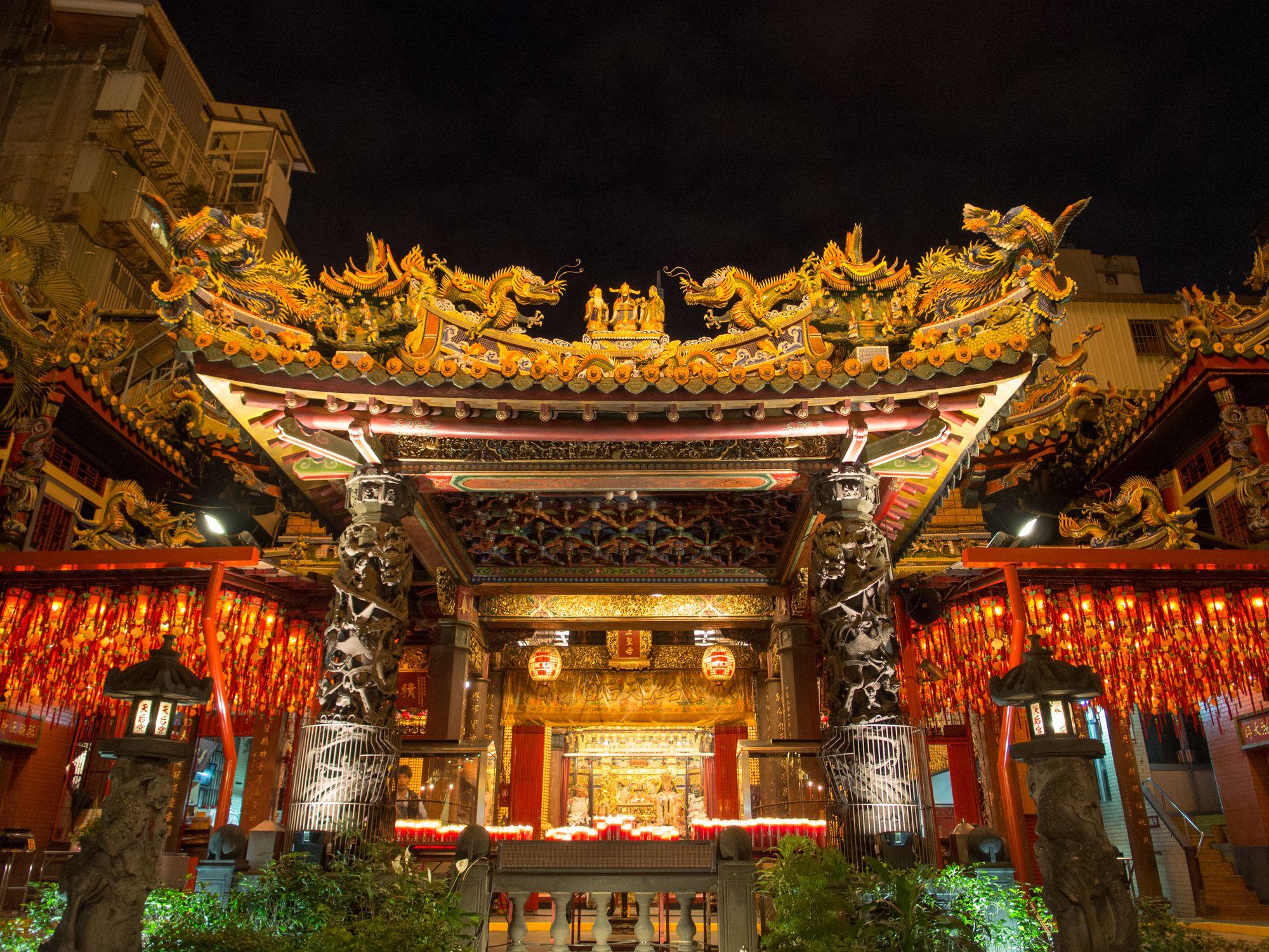Tienhou Temple