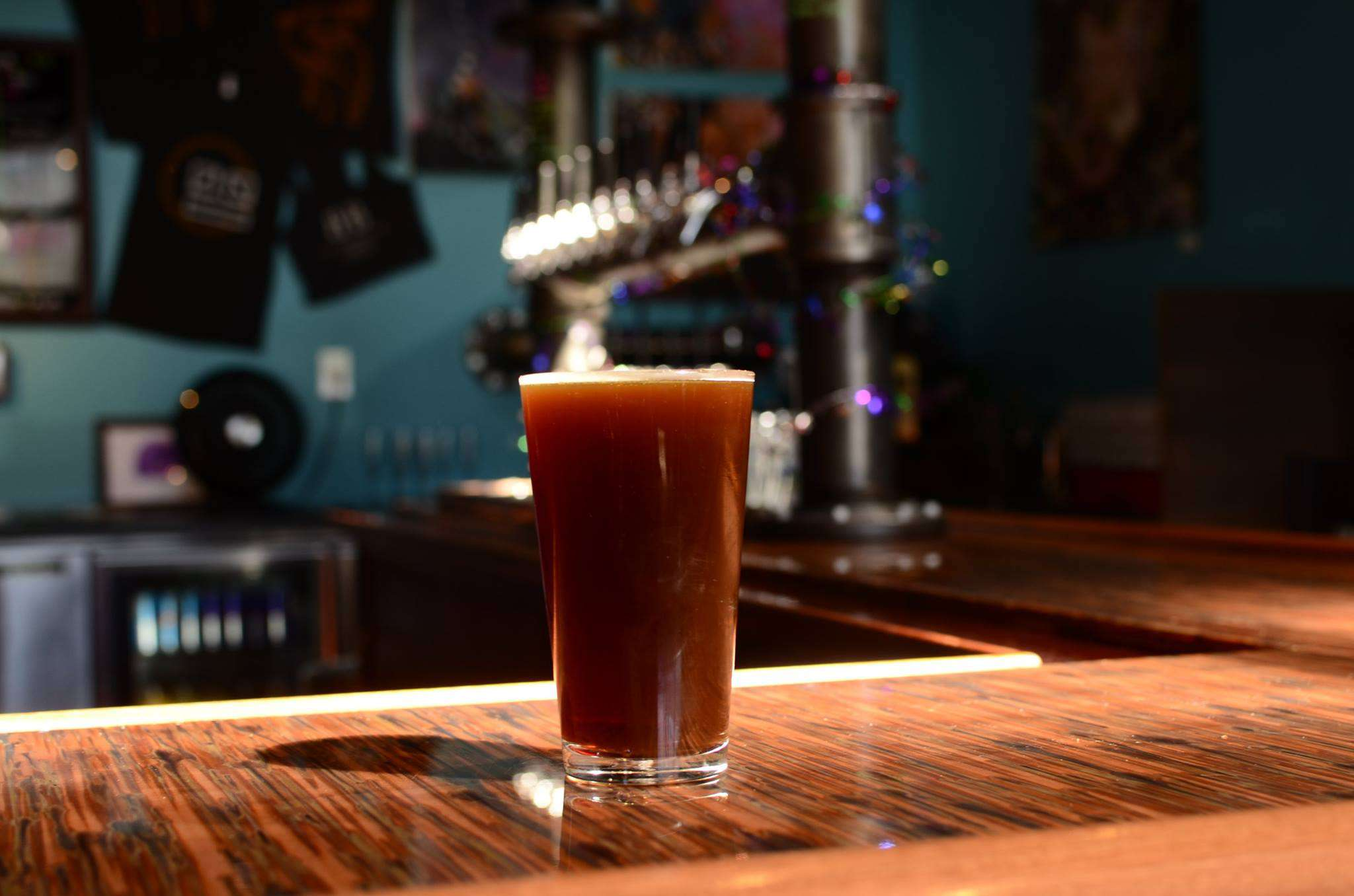 Black Hammer Brewing beer