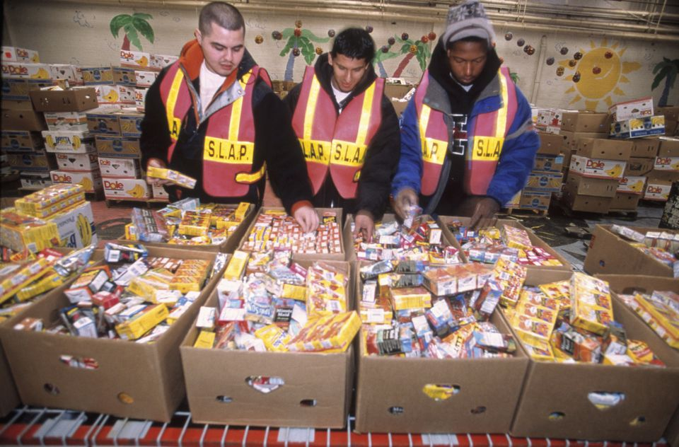 Gleaners Food Bank Of Indiana Inc Indianapolis In