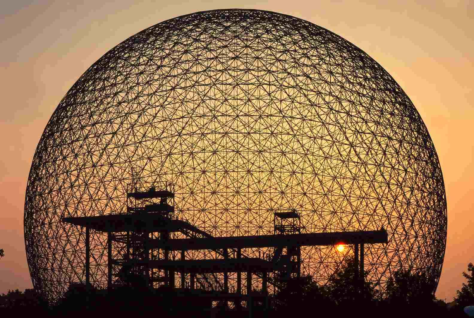 Los 15 mejores museos de Montreal incluyen la Biosfera