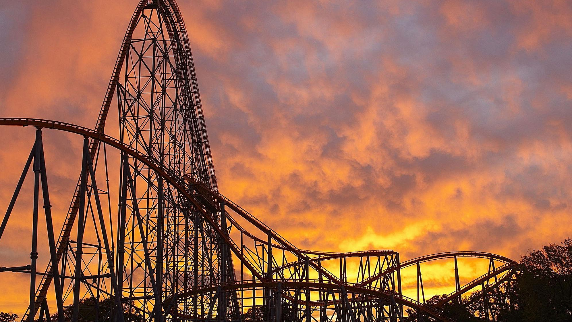 Find Theme Parks And Amusement Parks By U S State