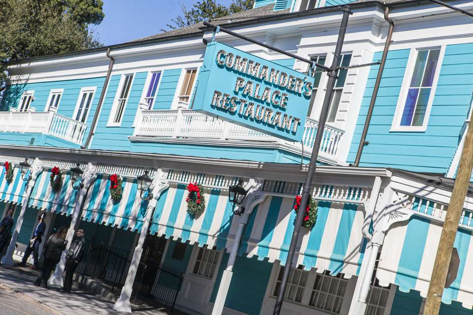 Commander Palace Restaurant