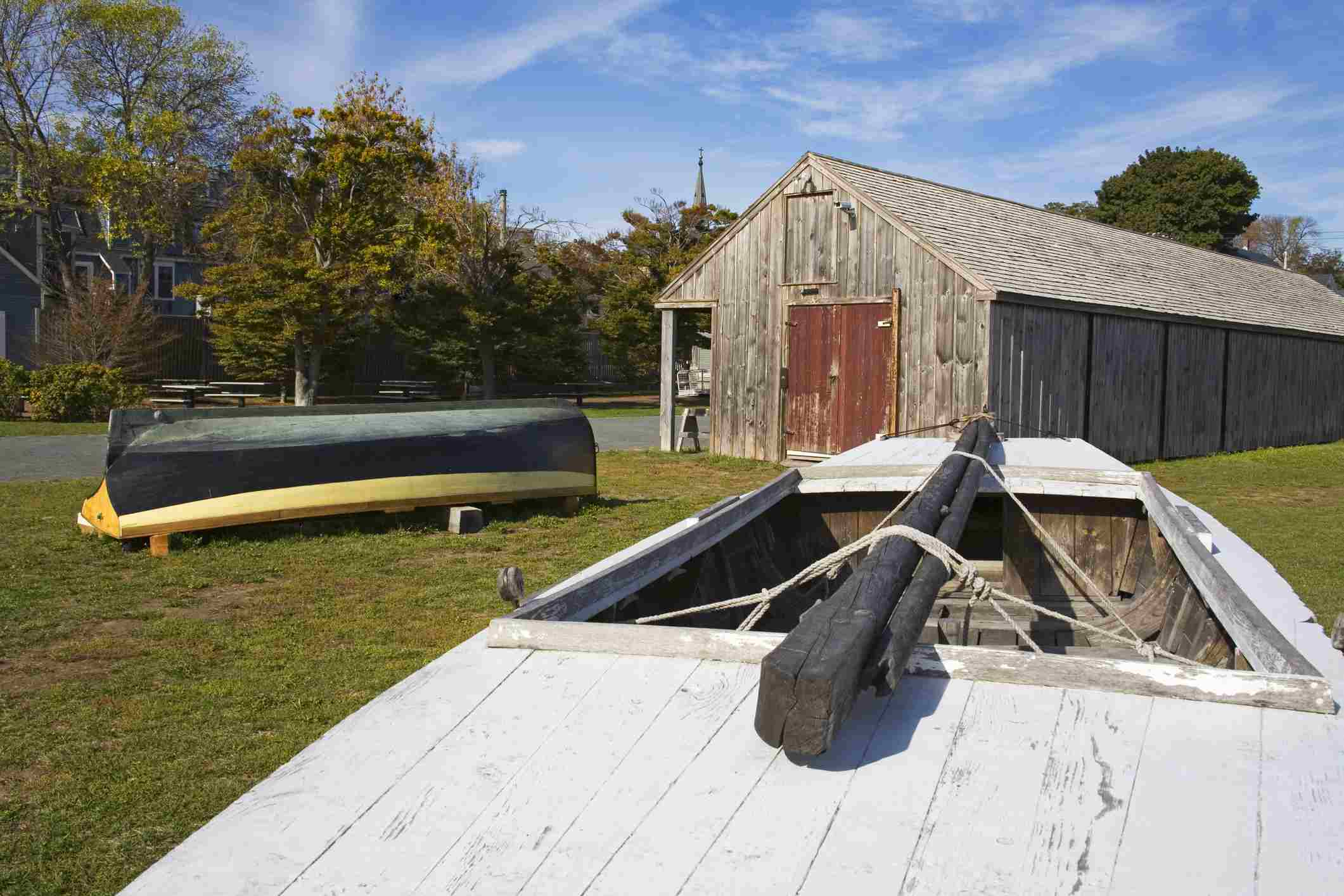 Salem Maritime National Historical Park