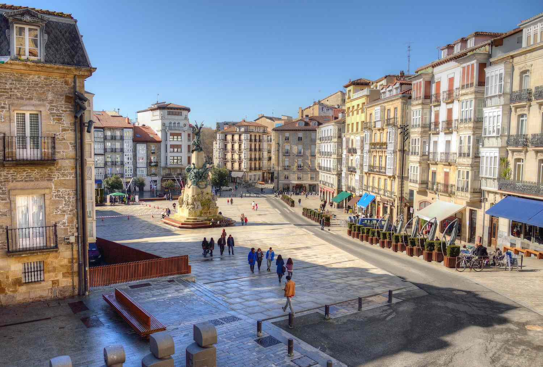 Vitoria Gasteiz, Basque Country, Spain