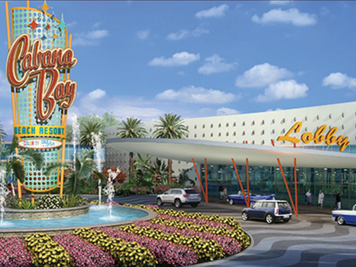 Loews Cabana Bay Beach Resort at Universal Orlando