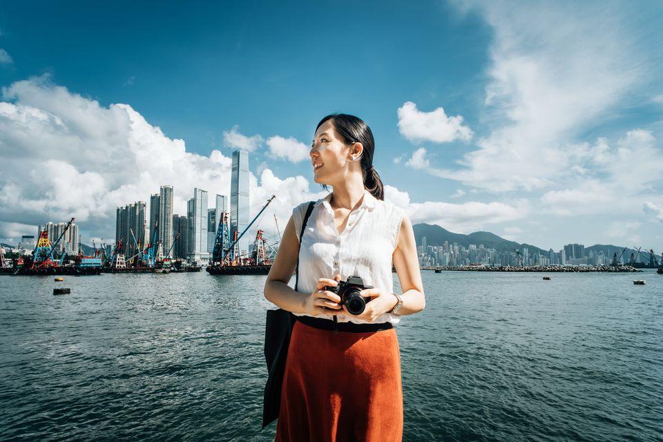 Hong Kong tourist