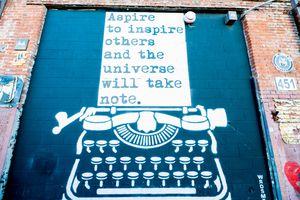 Street art in LA