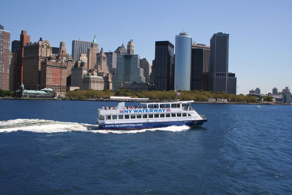 East River Ferry offers tourists and commuters a fun way to travel