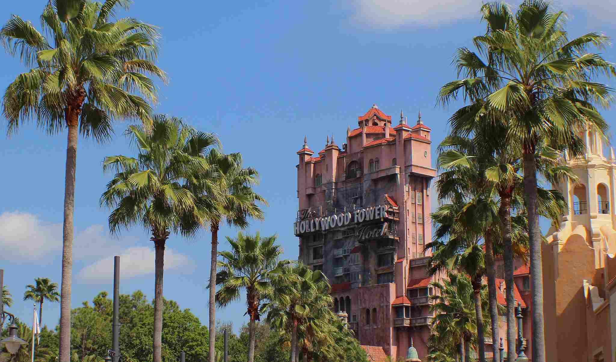 Disney's Twilight Tower of Terror at Disney's Hollywood Studios