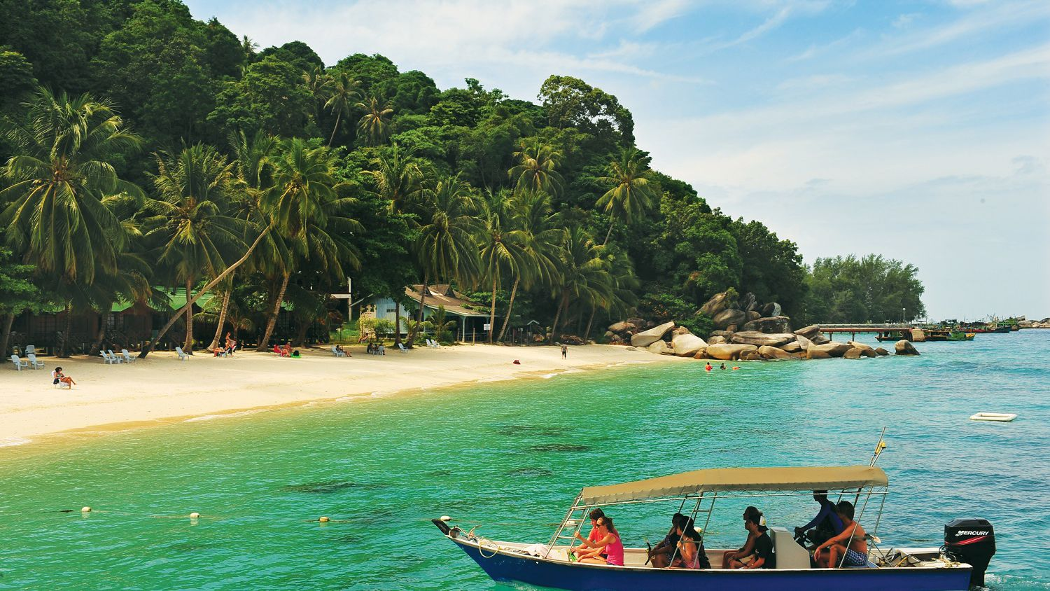 A Travel Guide To The Perhentian Islands Of Malaysia