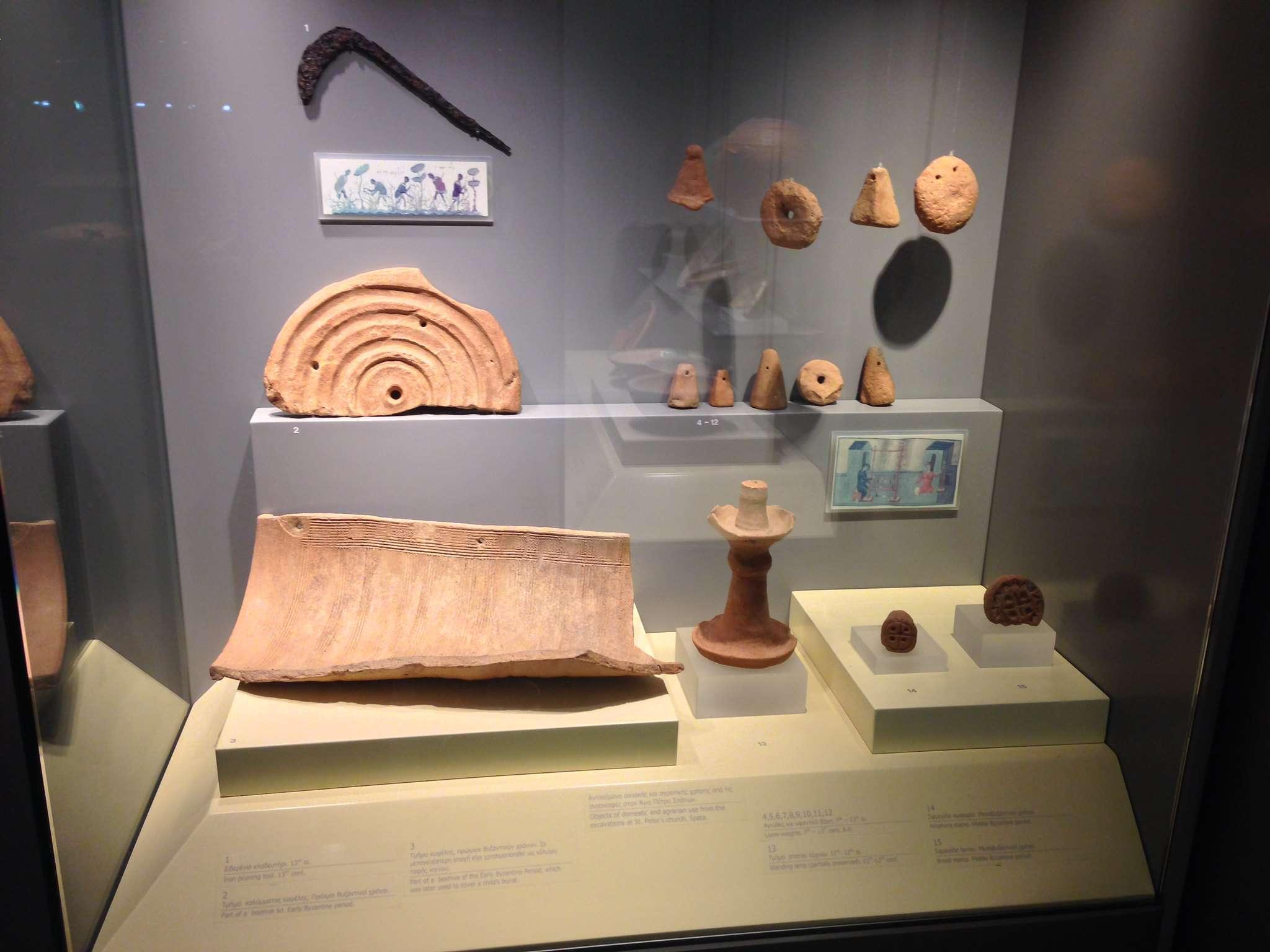 Athens International Airport Museum