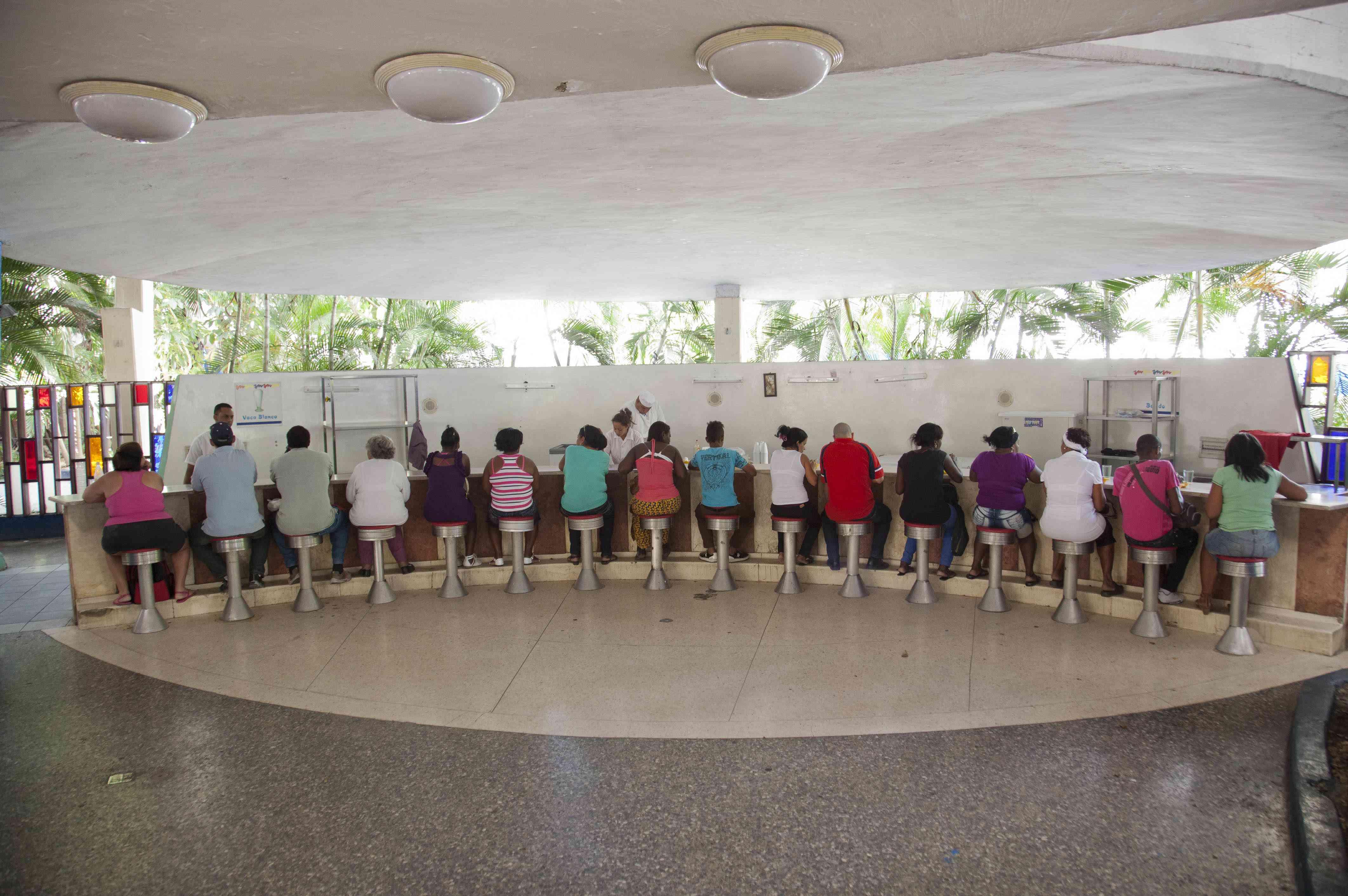 Cuba - Travel - Havana at work and play