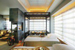 Suite para parejas en Mandarin Oriental NY
