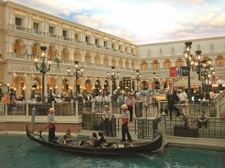 St Marks Square, the Venetian