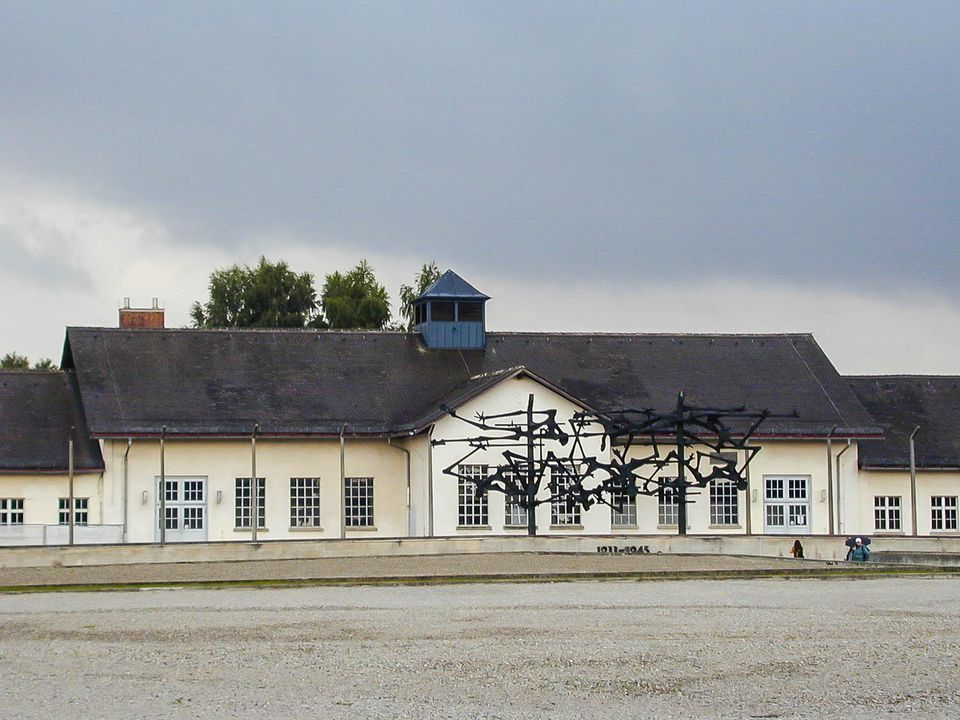 Dachau, The Administration Building