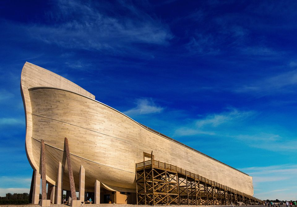 Ark Encounter ark
