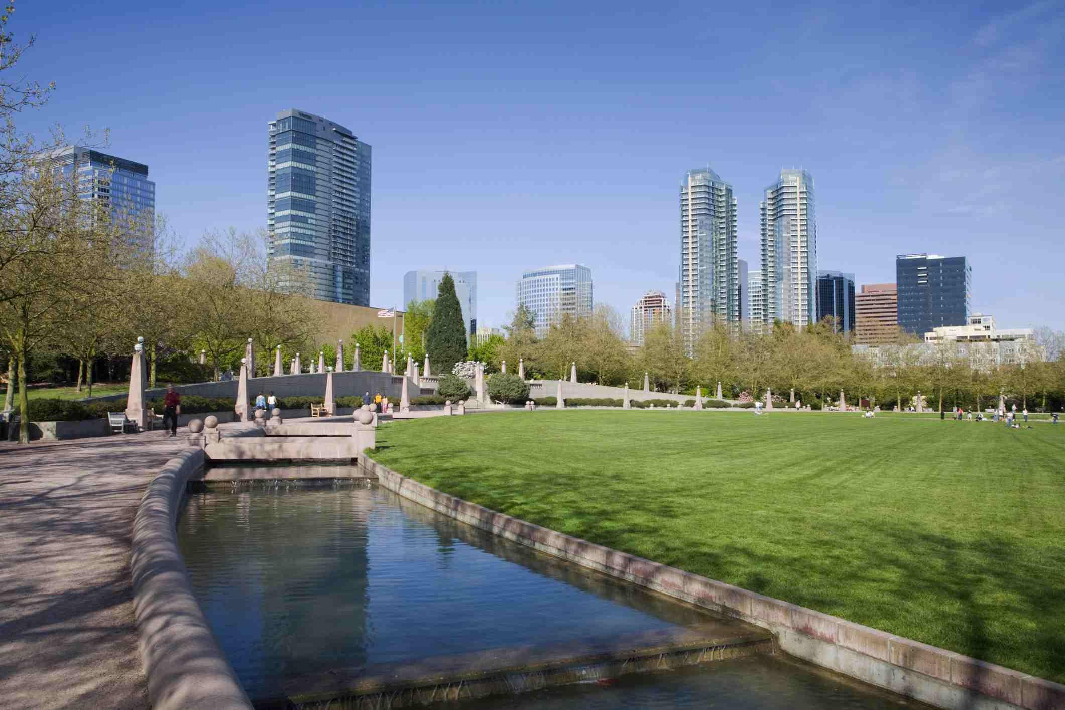 Downtown Park Bellevue