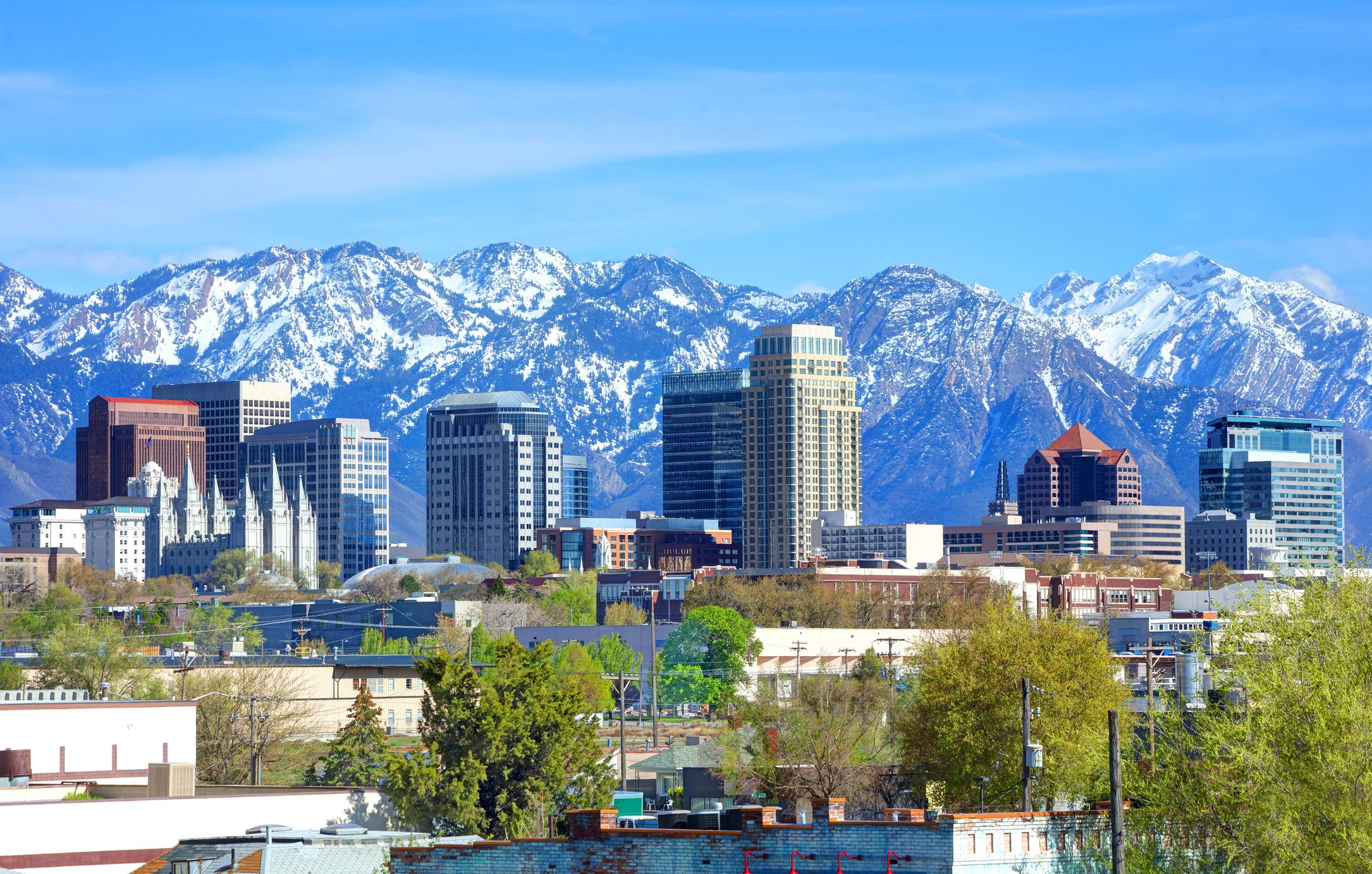 How to Spend 48 Hours in Salt Lake City