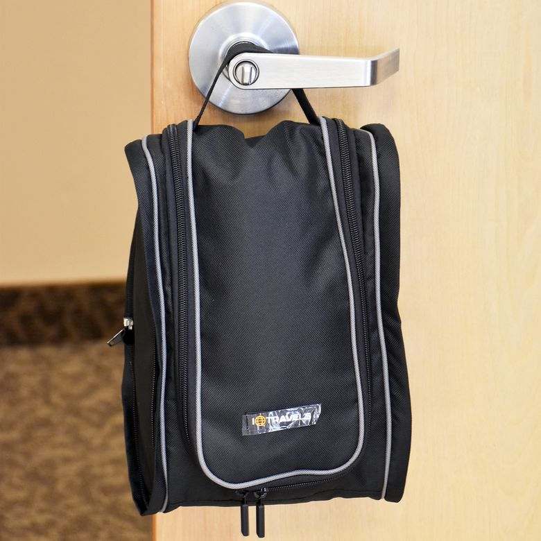 IQTRAVELS Hanging Toiletry Bag
