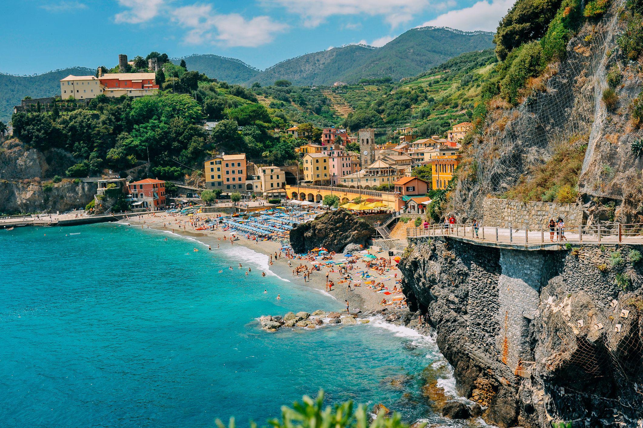 Boat Tour of the Cinque Terre