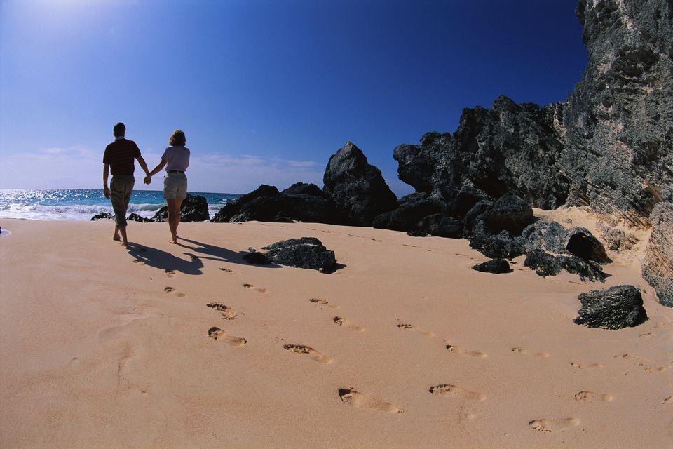 bermuda pink sand