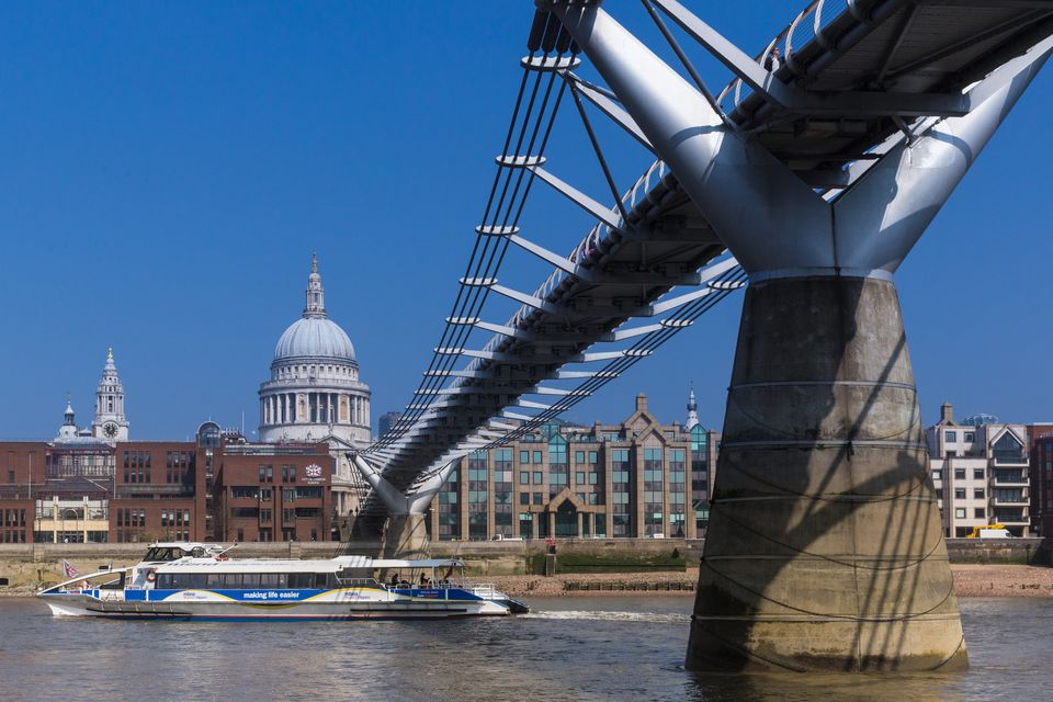 Enjoy riverside celebrations as part of the annual Totally Thames festival.