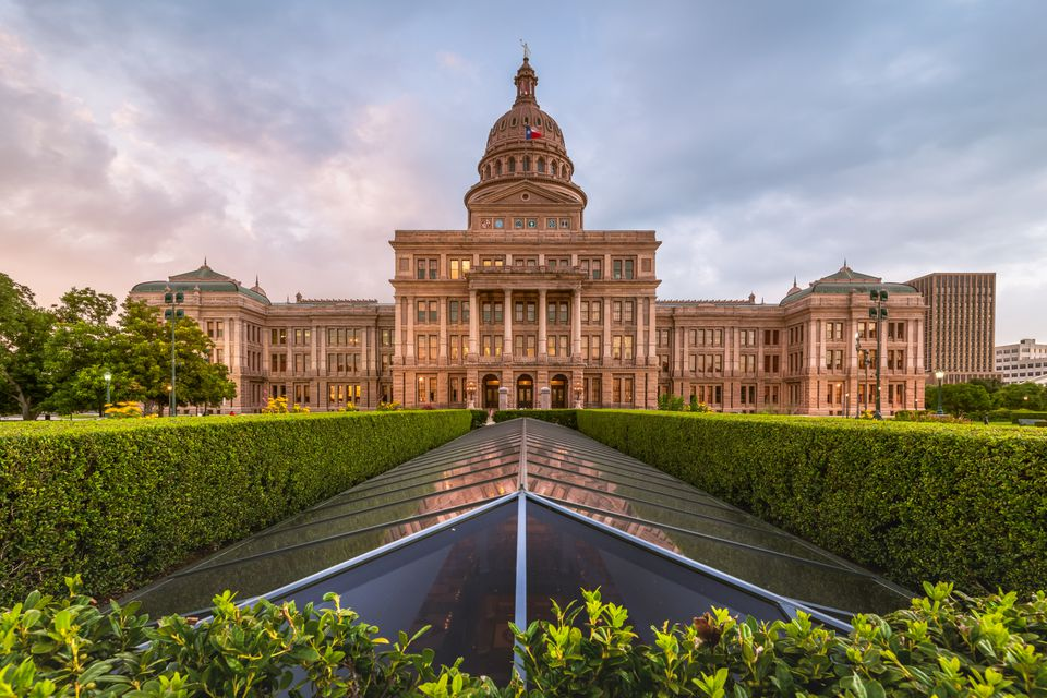 Texas capitol building
