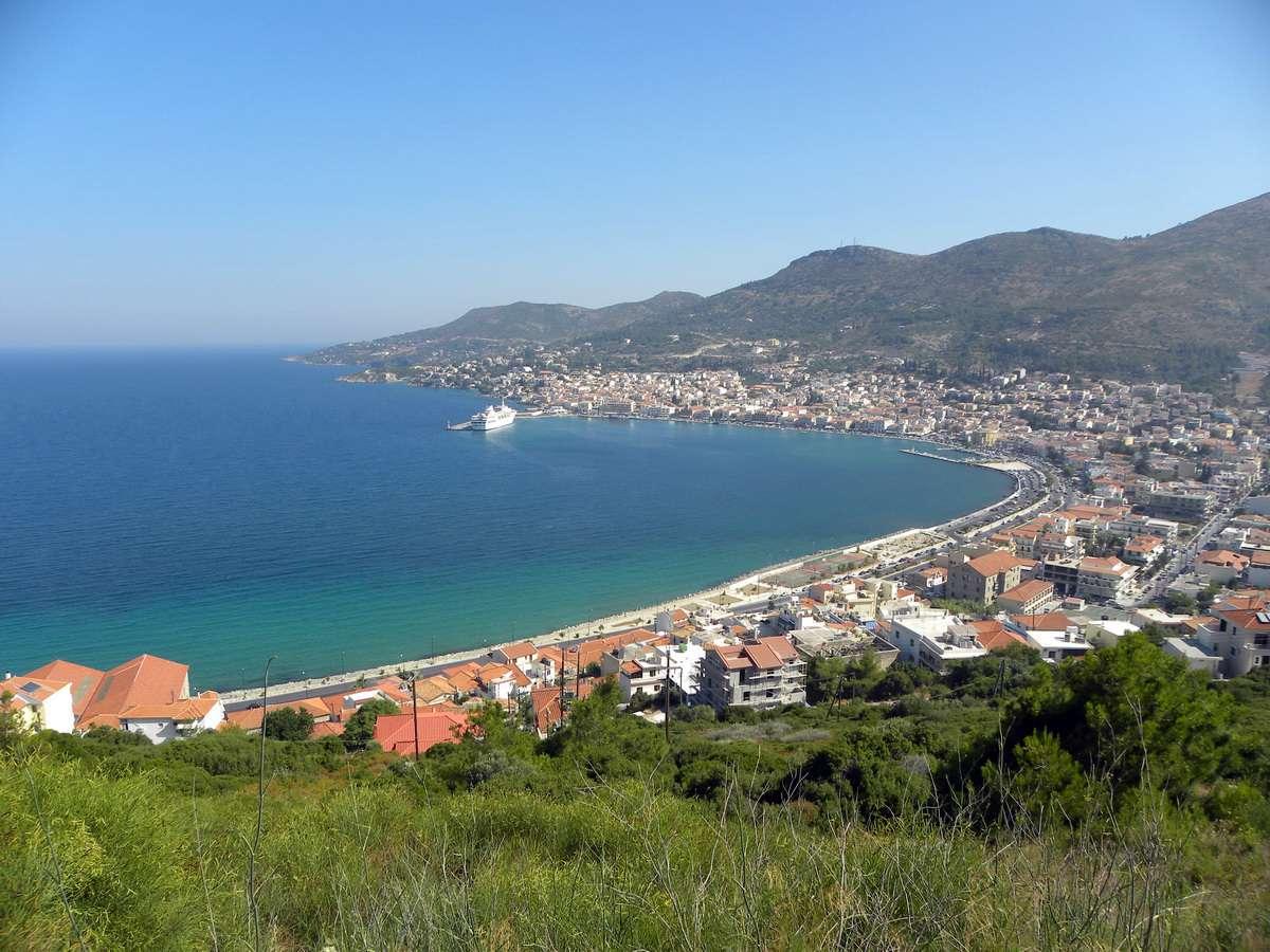 Samos -- Greek Island in the Eastern Aegean