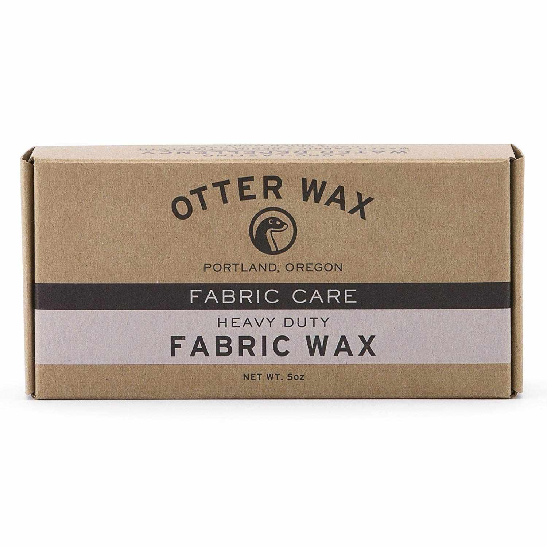 Otter Wax Fabric & Canvas Wax