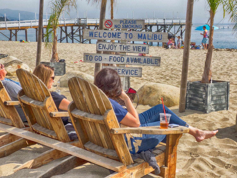 Malibu Getaway Or Day Trip Plan A