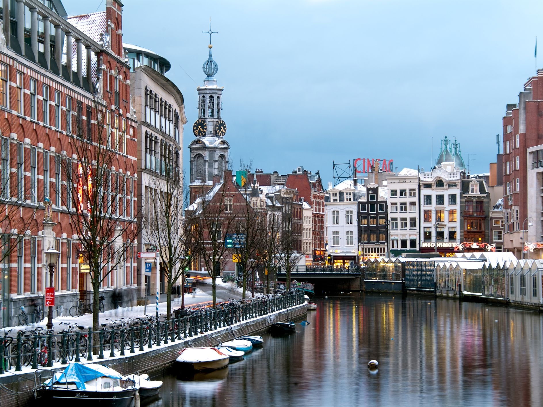 December in Amsterdam: Weather and Event Guide
