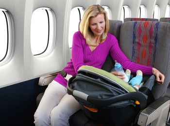 Car Seat Policies For The Top 15 North American Airlines
