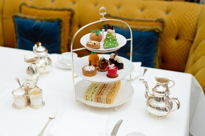 The Lanesborough Festive Afternoon Tea