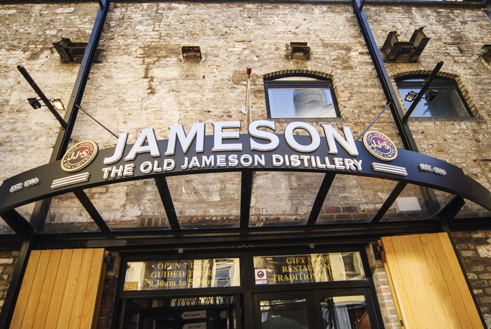 Jameson Whiskey Museum, Dublin, Ireland