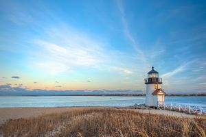 Brant Point Lighthouse Nantucket Island, MA