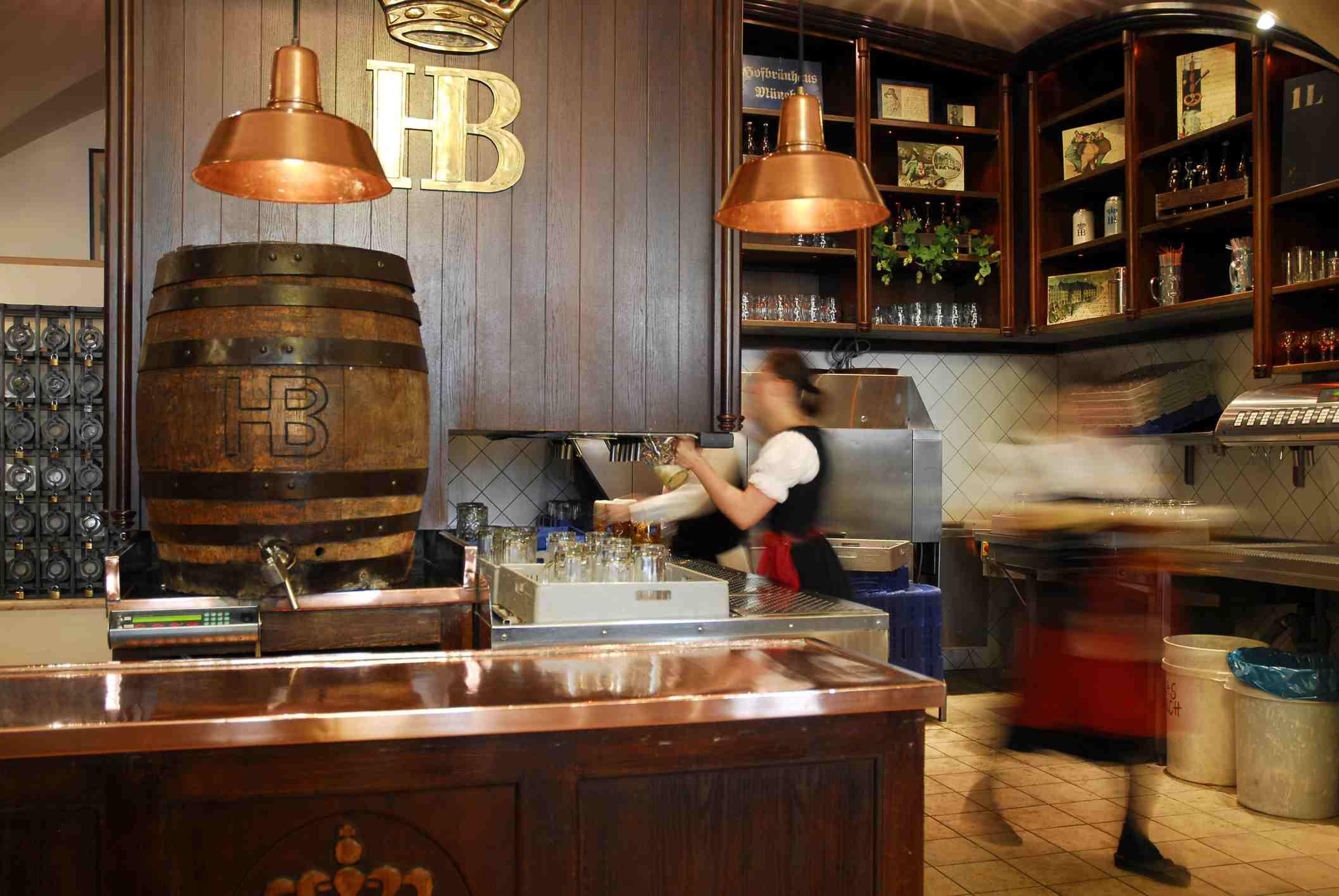 6 Best Beer Halls in Munich