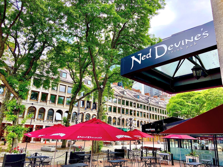 Ned Devine's