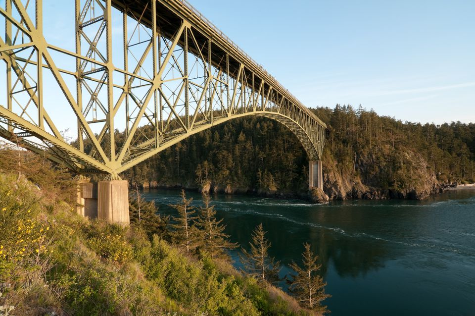 Parque Estatal Deception Pass