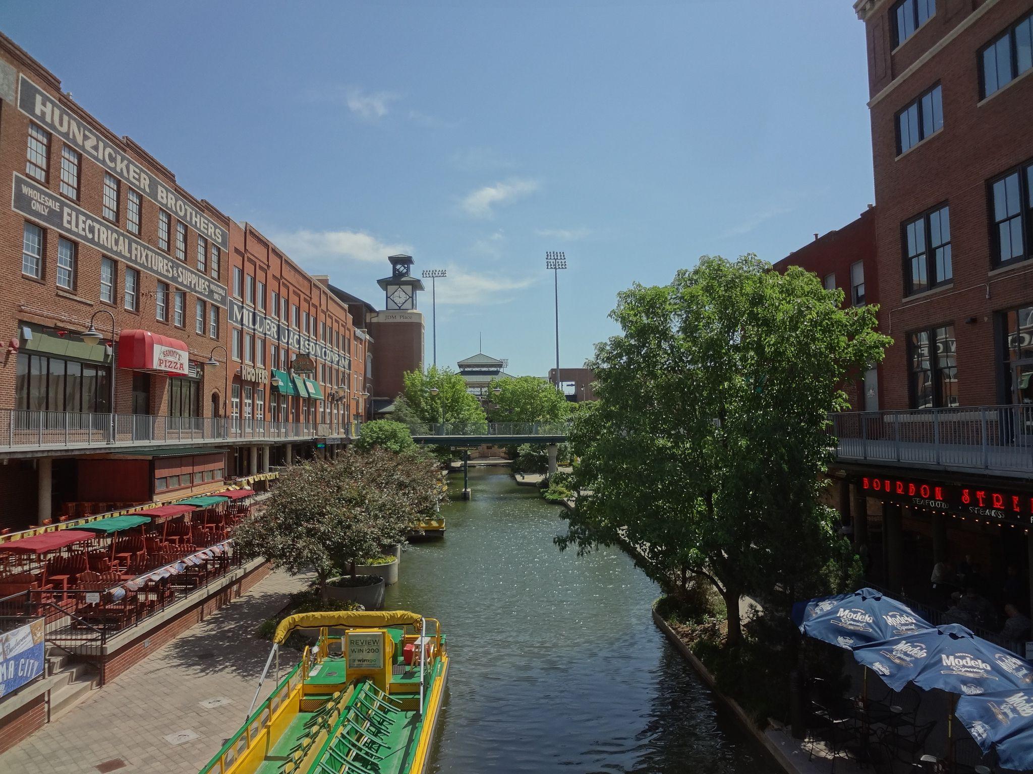 Dapatkan Di Luar Dan Nikmati Oklahoma City Dengan Ini Top 10 Aktiviti